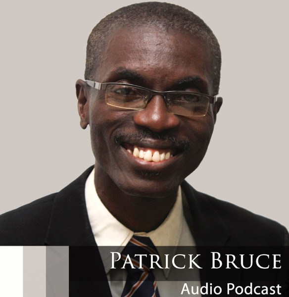 Patrick Bruce Audio Podcast
