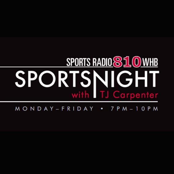 Sports Night with TJ Carpenter