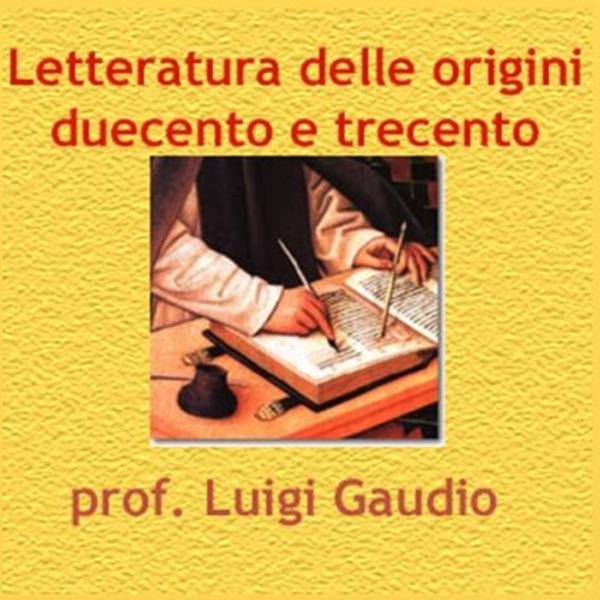 Letteratura origini duecento e trecento