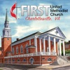 Charlottesville First United Methodist Sermon Series artwork
