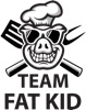 Team Fat Kid Chews The Fat artwork