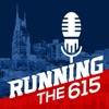 Running the 615 artwork