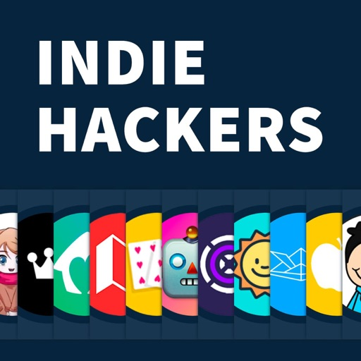 Cover image of The Indie Hackers Podcast