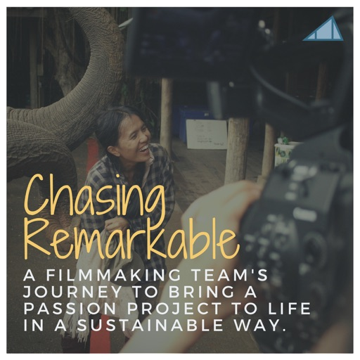 Cover image of Chasing Remarkable