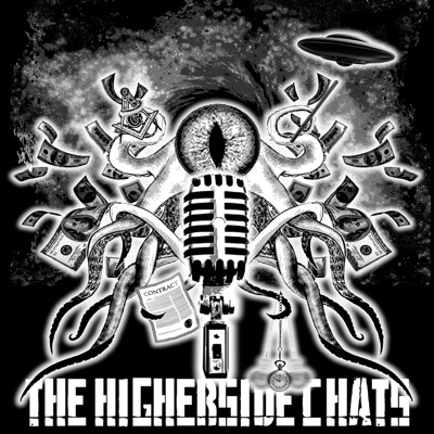 The Higherside Chats:Greg Carlwood