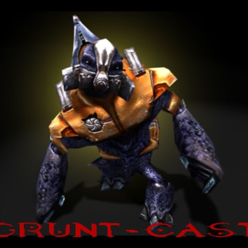 Cover image of Grunt-Cast: A Podcast for Everything Halo