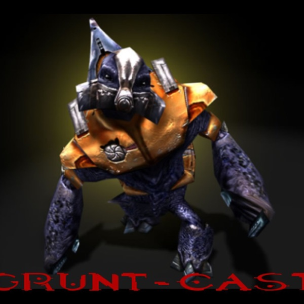 Grunt-Cast: A Podcast for Everything Halo