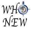 Who New Podcast artwork