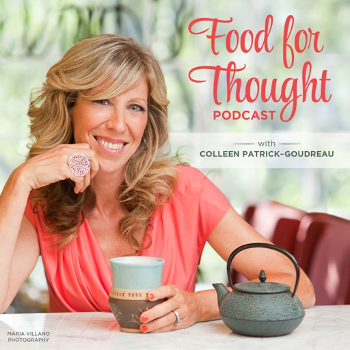 Cover image of Food for Thought: The Joys and Benefits of Living Vegan Podcast