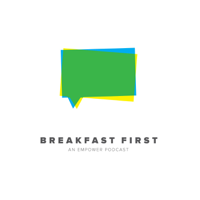 Breakfast First: The Creative Media Podcast podcast