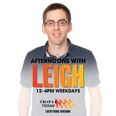 Leigh Catchup - Triple M Riverina:Triple M