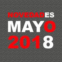 Novedades Mayo 2018 / New Music May 2018 podcast