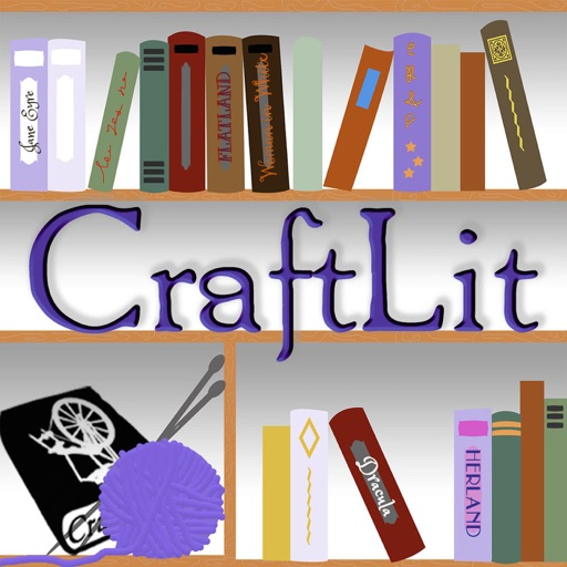 Cover image of CraftLit - Serialized Classic Literature for Busy Book Lovers