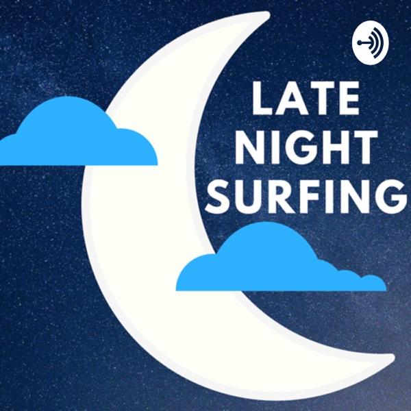 Late Night Surfing