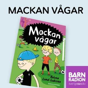 Mackan vågar i Barnradion