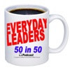 EveryDay Leaders 50 in 50 Podcast artwork