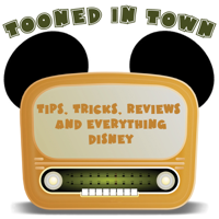 TOONED IN TOWN - Disney Podcast - Disney News, Disneyland Tips, Tricks, and Secrets podcast