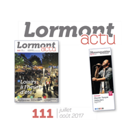 Lormont actu podcast