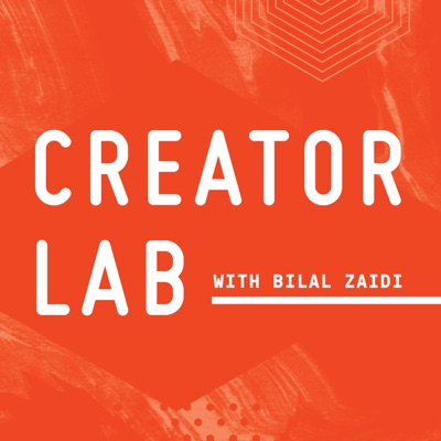 Creator Lab - interviews with entrepreneurs and startup founders:Bilal Zaidi
