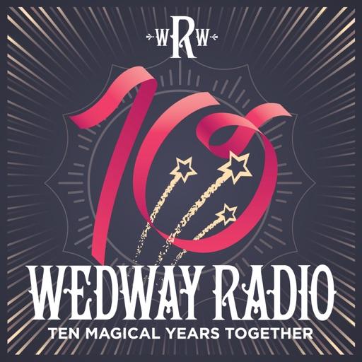 Cover image of WEDway Radio - Walt Disney World and Disneyland Examined with some Disney History