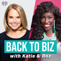 Back to Biz with Katie and Boz podcast