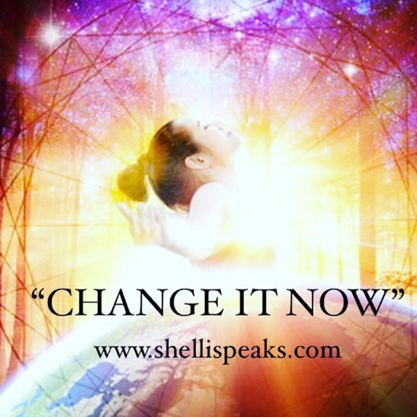 """Change It Now"" with Shelli Speaks"