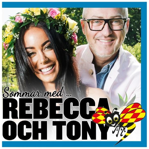 Sommar med Rebecca och Tony