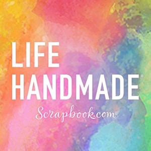 Life Handmade by Scrapbook.com