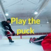 Play the puck artwork