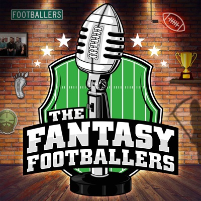 Fantasy Footballers - Fantasy Football Podcast:Fantasy Football
