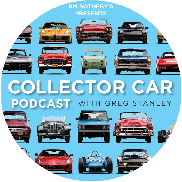 The Collector Car Podcast Artwork