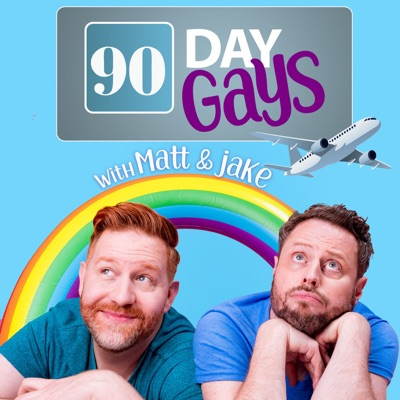 90 Day Gays with Jake Anthony and Matt Marr:Matt Marr and Jake Anthony