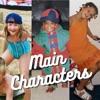 Main Characters  artwork