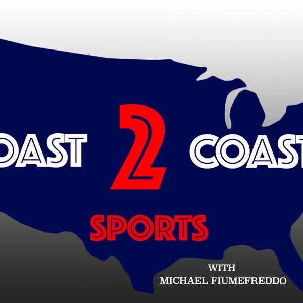 Coast to Coast Sports with Michael Fiumefreddo Artwork