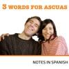 3 Words for Ascuas artwork