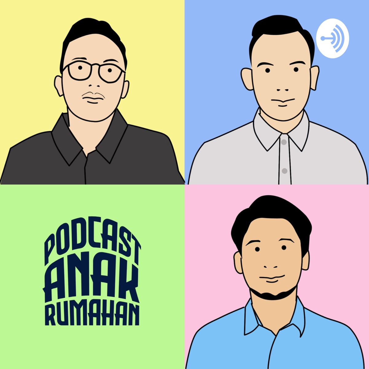 Podcast Anak Rumahan Podcast Podtail
