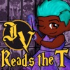 JV Reads The T artwork