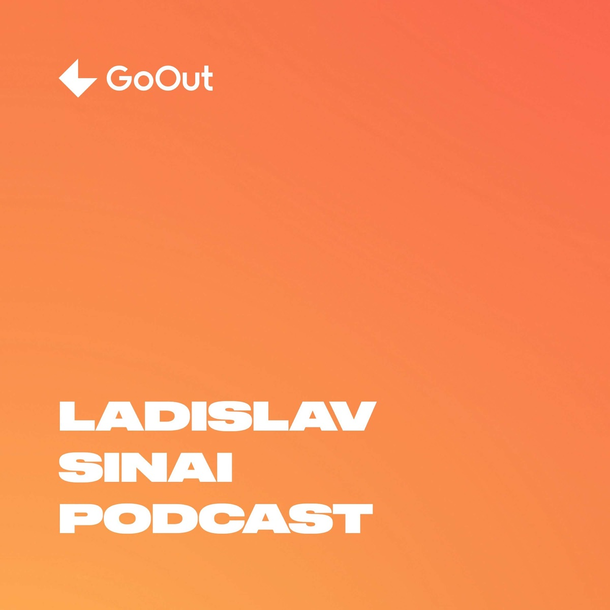 Ladislav Sinai Podcast