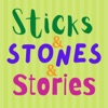 Sticks and Stones and Stories artwork