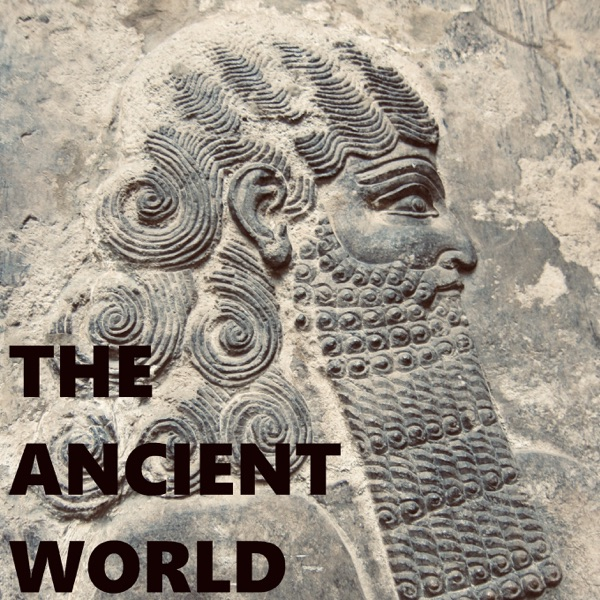 The Ancient World banner backdrop