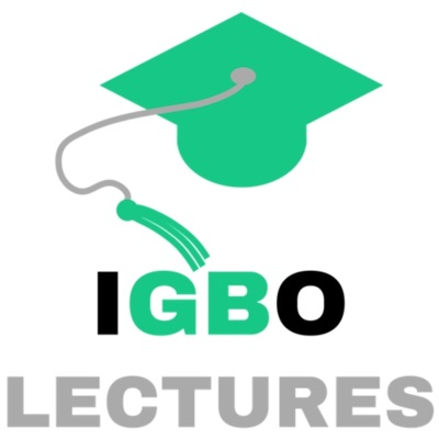 Igbo Lectures:Igbo Lectures