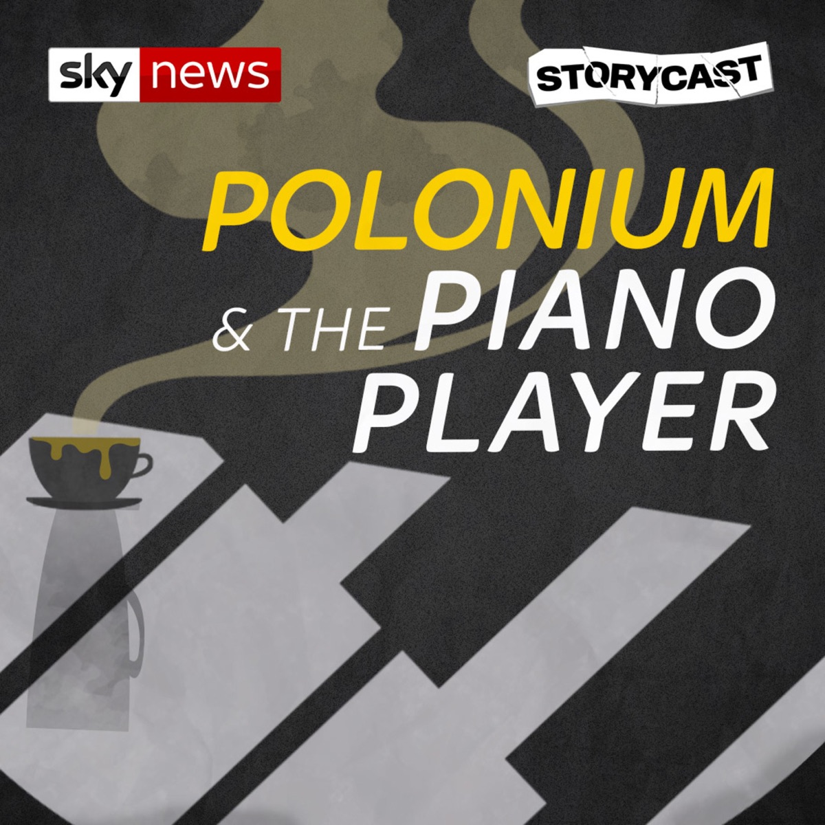 Polonium & the Piano Player