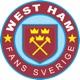 West Ham Fans Sverige