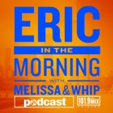 Image of Eric in the Morning podcast
