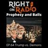 EP.64 Trump vs. Demons artwork