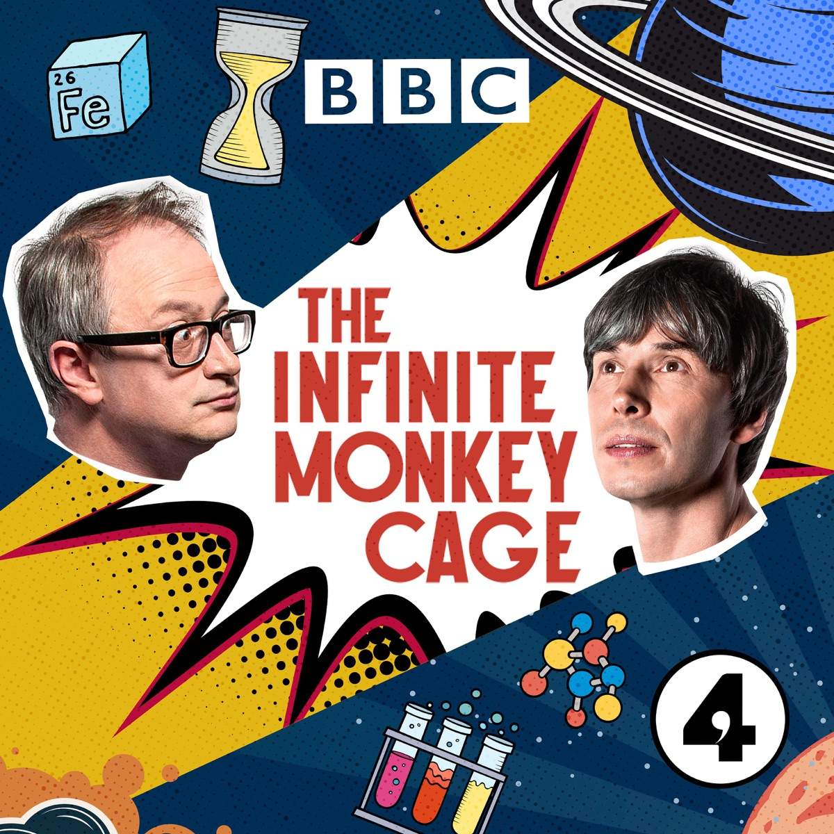Introducing Robin Ince's Laws That Aren't Laws