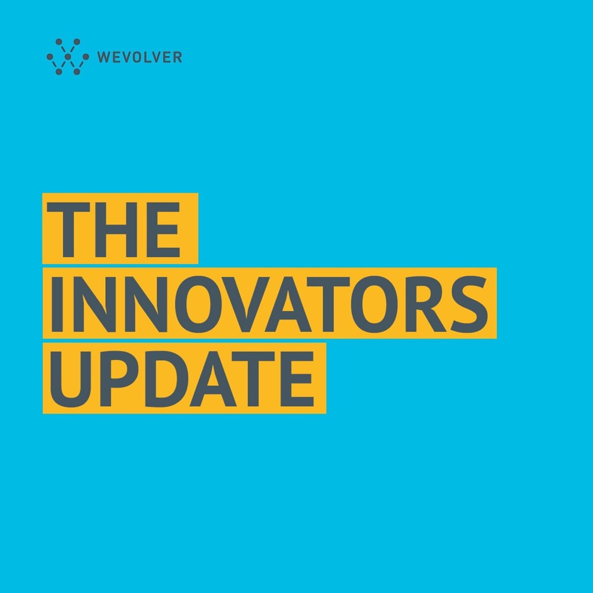 The Innovators Update