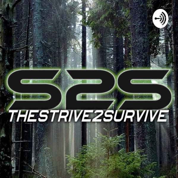 TheStrive2Survive Podcast Artwork