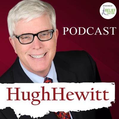 Hugh Hewitt podcast:Hugh Hewitt podcast