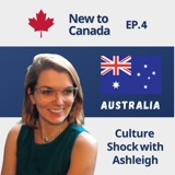 Culture Shock | Ashleigh from Australia